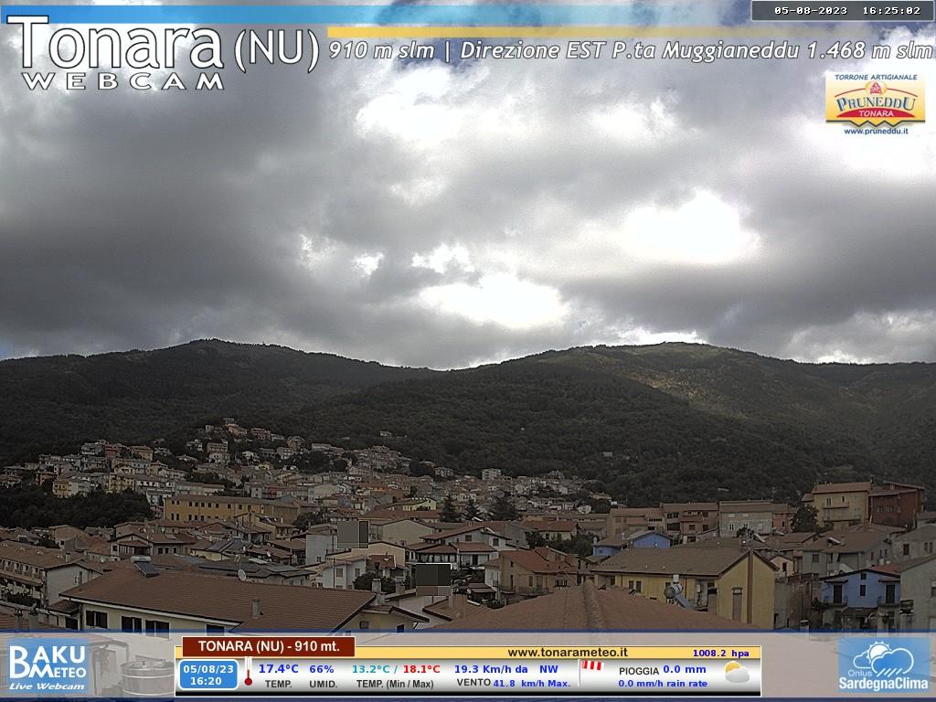 Веб камера острова Сардиния онлайн